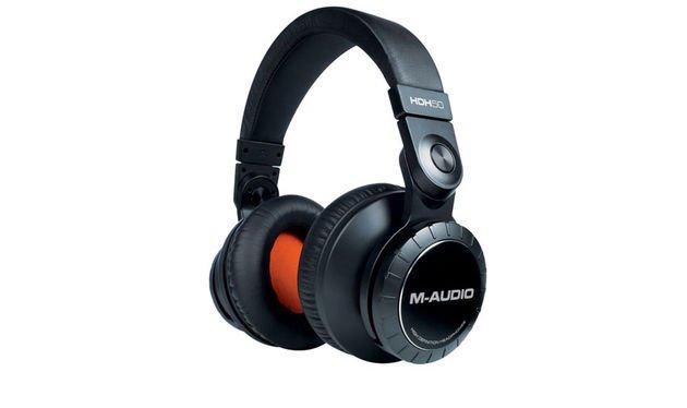 Наушники закрытого типа M-Audio HDH50 наушники закрытого типа ultrasone edition 8 carbon