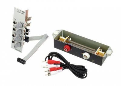 Звуковой модуль Doepfer A-199 Spring Reverb внешний звуковой модуль егерь авзм без кабеля