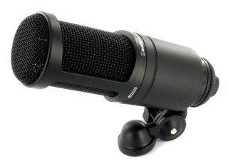 Студийный микрофон Audio-Technica AT2020 купить в Санкт-Петербурге, Москве и РФ, цена, фото, характеристики. - DJ-Store