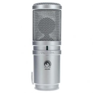 USB микрофон Superlux E205U купить в Санкт-Петербурге, Москве и РФ, цена, фото, характеристики. - DJ-Store