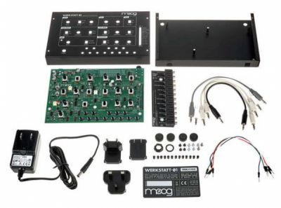 Синтезатор Moog Werkstatt-Ø1 женские часы moog у10ч100131 estу10ч100131