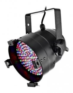 Stairville LED Par56 MKII RGBA 10mm black