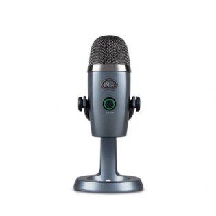 USB микрофон Blue Yeti Nano Gray купить в Санкт-Петербурге, Москве и РФ, цена, фото, характеристики. - DJ-Store