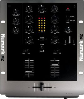 2-канальный микшер Numark M2 купить в Санкт-Петербурге, Москве и РФ, цена, фото, характеристики. - DJ-Store